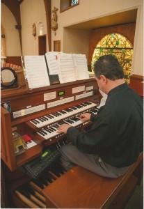 John O'Keefe St Symphorosa Organ