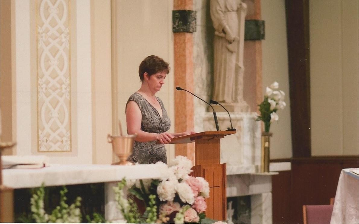 Sue O'Keefe Wedding