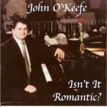 Isn't It Romantic? CD shot