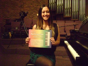 Student - Amanda